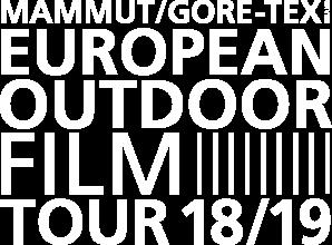 Willkommen European Outdoor Film Tour